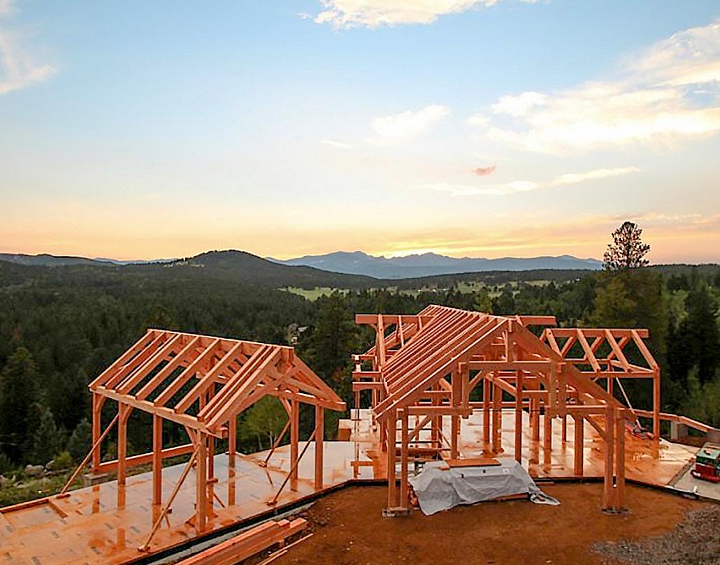 Colorado Timber Frame Home Plans Home Design And Style
