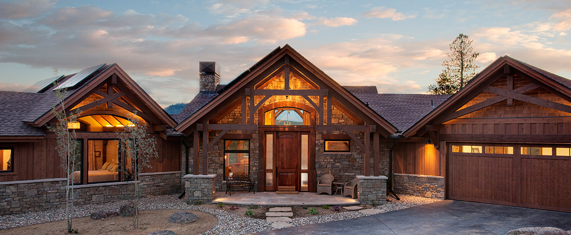 Colorado timberframe custom timber frame homes for Colorado style house plans