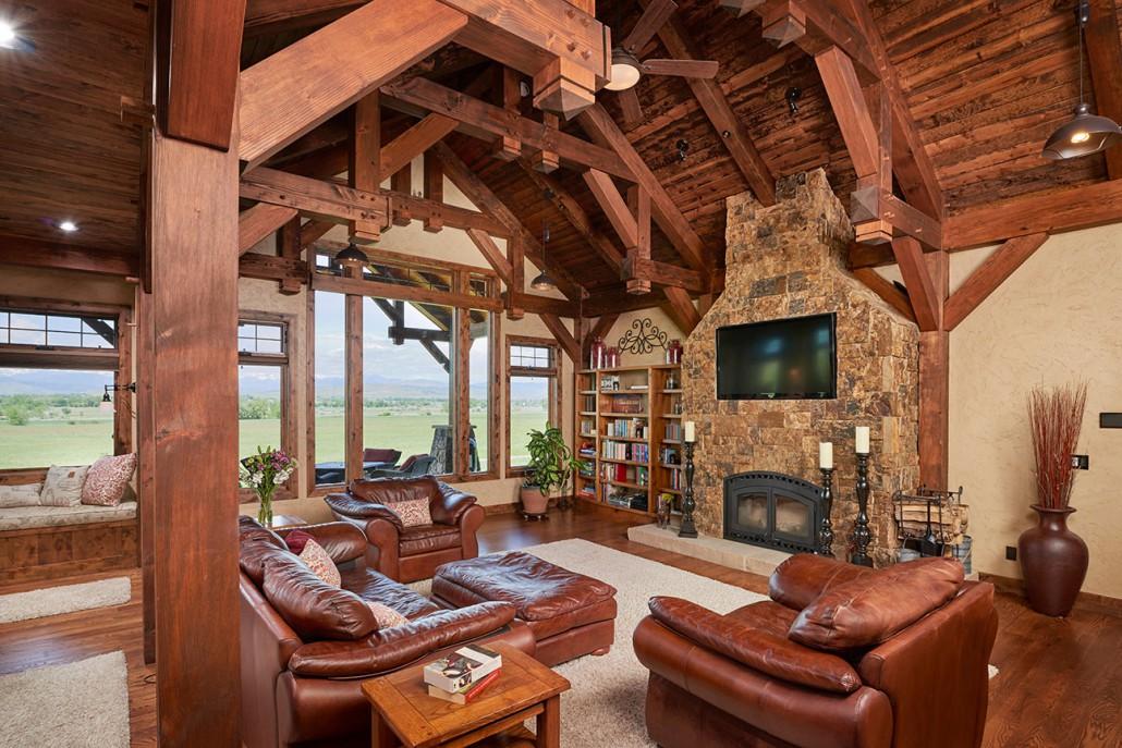 Home Colorado Timberframe